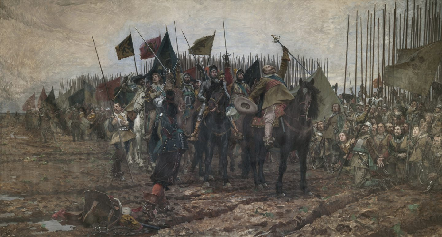 A Painted History Swedish History Painting During The